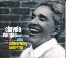 Chavela Vargas: 100th Birthday Celebration, 2 CDs