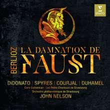Hector Berlioz (1803-1869): La Damnation de Faust, 2 CDs und 1 DVD