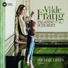 Vilde Frang - Paganini / Schubert, CD