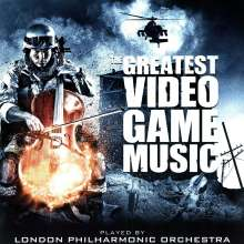 Filmmusik: The Greatest Video Game Music, 2 LPs