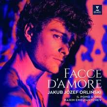 Jakub Jozef Orlinski - Facce d'Amore, CD