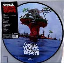 Gorillaz: Plastic Beach (Picture Disc), 2 LPs