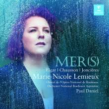 Marie-Nicole Lemieux - Mer(s), CD