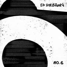 Ed Sheeran: No. 6 Collaborations Project (180g) (45 RPM), 2 LPs