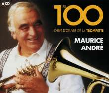 Maurice Andre - 100 Best, 6 CDs
