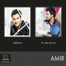 Amir: 2 Originals (Limited-Edition), 2 CDs