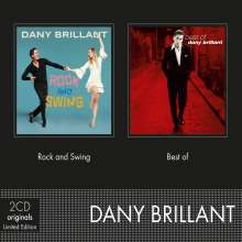 Dany Brillant: 2 Originals (Limited-Edition), 2 CDs