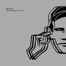 Factory Records: Communications 1978-92, 8 LPs