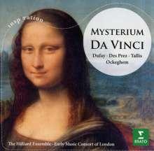 Mysterium Da Vinci - Music of the Renaissance, CD