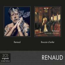 Renaud: Renaud / Boucan D'Enfer (2 Originals), 2 CDs
