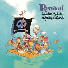 Renaud: Les Mômes Et Les Enfants D'Abord, 2 LPs und 1 CD