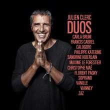 Julien Clerc: Duos, CD