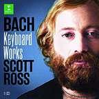 Johann Sebastian Bach (1685-1750): Scott Ross spielt Bach (Cembalowerke), 11 CDs