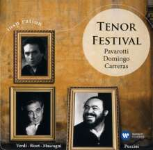 Tenor-Festival, CD
