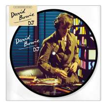David Bowie: D.J. (40th Anniversary) (Picture Disc), Single 7""