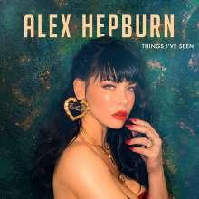 Alex Hepburn: Things I've Seen, CD