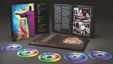 Marillion: Afraid Of Sunlight (Limited Deluxe Edition), 5 CDs