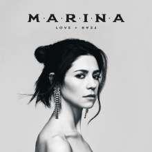 Marina (ex-Marina And The Diamonds): Love + Fear, CD