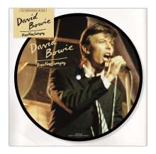 "David Bowie: Boys Keep Swinging (40th Anniversary Picture 7""), Single 7"""