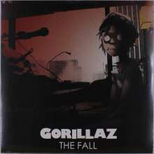 Gorillaz: The Fall, LP