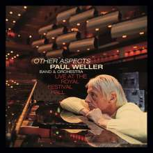 Paul Weller: Other Aspects: Live At The Royal Festival Hall, 3 CDs