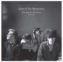 Echo & The Bunnymen: The John Peel Sessions 1979-1983, 2 LPs