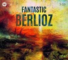 Hector Berlioz (1803-1869): Fantastic Berlioz, 3 CDs