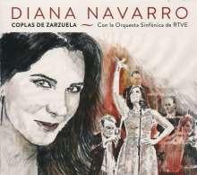 Diana Navarro: Coplas De Zarzuela - Con La Orquesta Sinfónica De RTVE, 2 CDs