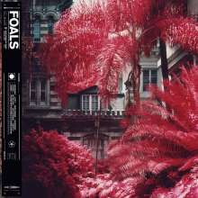 Foals: Everything Not Saved Will Be Lost Pt. 1, CD