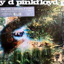 Pink Floyd: A Saucerful Of Secrets (remastered) (180g) (mono), LP