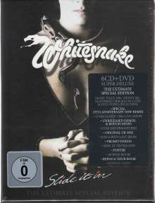 Whitesnake: Slide It In (The Ultimate Special Edition), 7 CDs