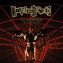 David Bowie: Glass Spider: Live Montreal '87, 2 CDs