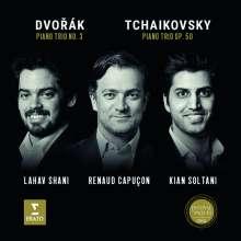 Peter Iljitsch Tschaikowsky (1840-1893): Klaviertrio op.50, CD