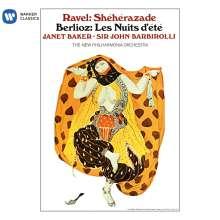 Maurice Ravel (1875-1937): Sheherazade, CD