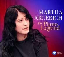 Martha Argerich - The Piano Legend, 2 CDs