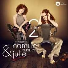 Camille & Julie Berthollet - Entre 2, CD