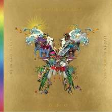 Coldplay: Live In Buenos Aires / Live In São Paulo / A Head Full Of Dreams (Film), 4 CDs