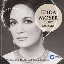 Edda Moser singt Mozart, CD