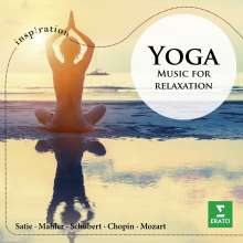 Yoga: Music for Relaxation, CD