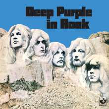 Deep Purple: In Rock (2018 Remastered) (180g) (Limited-Edition) (Purple Vinyl), LP