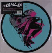 Gorillaz: The Now Now (Picture Disc), LP