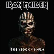 Iron Maiden: The Book Of Souls, 2 CDs
