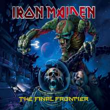 Iron Maiden: The Final Frontier (2015 Remaster), CD