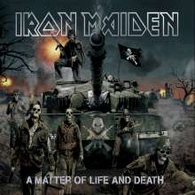 Iron Maiden: A Matter Of Life And Death (remastered 2015), CD