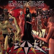 Iron Maiden: Dance Of Death (2015 Remaster), CD