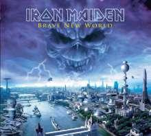 Iron Maiden: Brave New World, CD