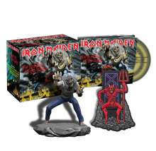 Iron Maiden: The Number Of The Beast (Limited-Collectors-Box), CD
