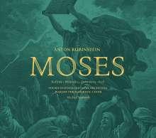 Anton Rubinstein (1829-1894): Moses, 3 CDs