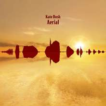 Kate Bush: Aerial (2018 Remaster) (180g), 2 LPs