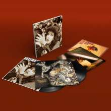 Kate Bush: Remastered In Vinyl I (180g), 4 LPs